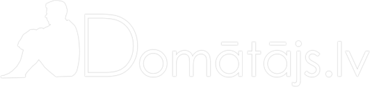 Domātājs logo